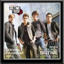 Calendrier 2012 Big Time Rush
