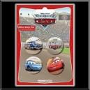Badge Pack Flash Mac Queen - Car 1