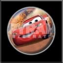 Badge Flash Mac Queen 25mm