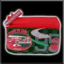 Trousse Cars - Flash McQueen - 2 Zips