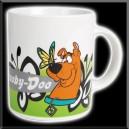 Mug - Tasse - Scooby Doo - Crazy