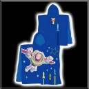 Cape de Bain - Poncho Toy Story