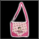 Sac Besace Betty Boop Rose 35 x 30 x 13 cm