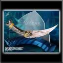 Dague courbée du peuple Na'vi Avatar