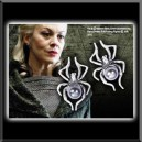 Boucles d'oreilles de Narcissa Malefoy - Harry Potter