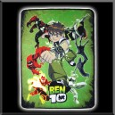 Tapis Ben 10 - Déscente de Lit