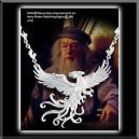 Pendentif le Phénix Fumseck - Harry Potter
