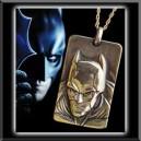Pendentif de Batman - Dark Knight en bronze