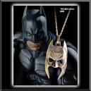 Pendentif en bronze du masque de Batman
