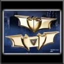 Horloge pliante Batman
