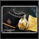 Médaillon de Salazar Serpentard - Argent - Harry Potter