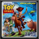 Calendrier 2013 Toy Story