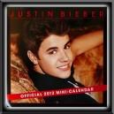 Mini calendrier 2013 Justin Bieber