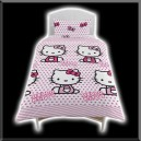 Housse de couette - Hello Kitty