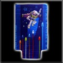 Housse de couette Toy Story Phosphorescente