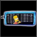 Trousse Bart Simpson - Je dois finir ce que je comme