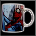 Mug Spiderman