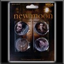 Badges Edward - Twilight - New Moon