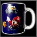 Mug Mario - Nintendo Galaxy - Flying Mario