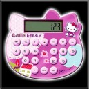 Calculatrice Hello Kitty - Bakery